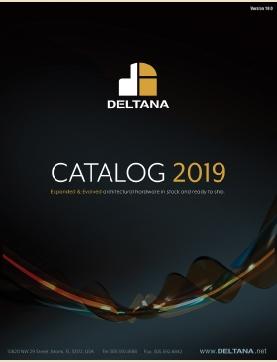 2019 Deltana Catalog