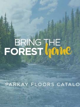 2019 Parkay Floors Catalog