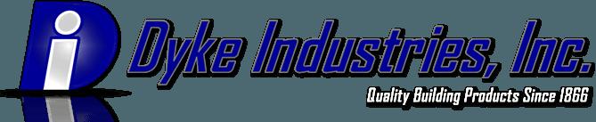 Dyke industries logo